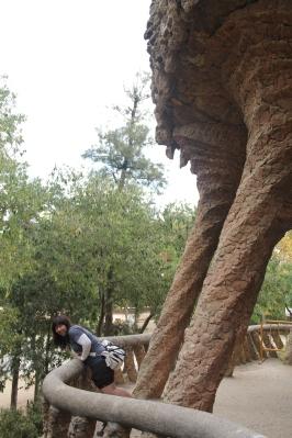 Barcelona Park Güell 52