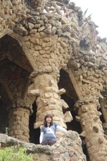 Barcelona Park Güell 77