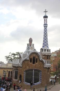 Barcelona Park Güell 81
