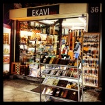 This is the shop where my best friend got his first chess set!