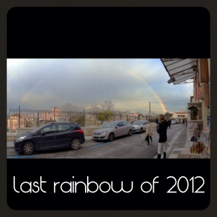 On the last day of 2012 we saw hope for the year ahead...