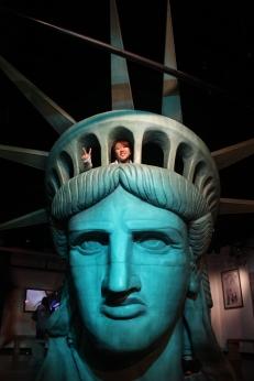 Lady Liberty...