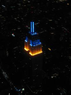 The least shaky shot I got from my helicopter ride in NYC.