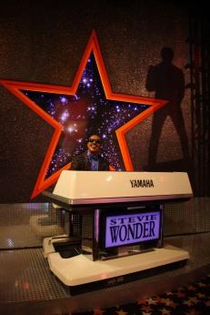And Stevie Wonder!