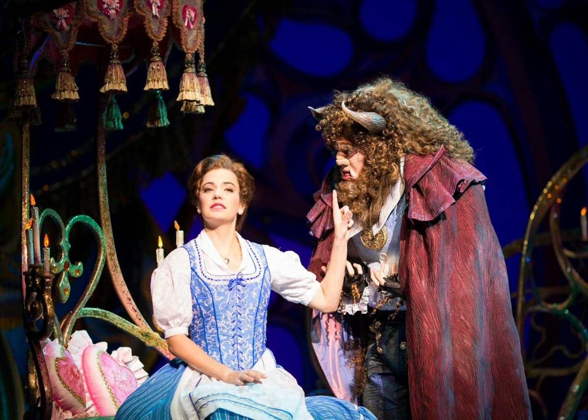 The Brat Reviews Beauty And The Beast Musical (Singapore 2015)