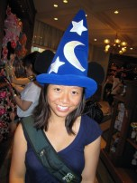 2007: Don't think I could have gotten away with wearing this hat without getting funny stares except at Disneyland