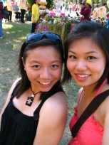 2006: At a time when I dared to wear sleeveless tops without a cardi!