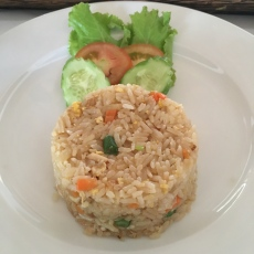 Day 3: Chicken fried rice