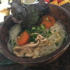 Day 4: Cambodian noodle soup